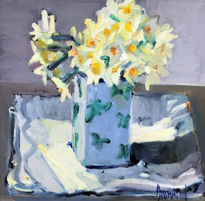 Marion DRUMMOND - Narcissus