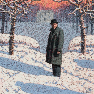 Modern Artist Mark EDWARDS - Waiting For Their Brother