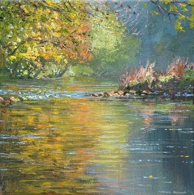 Autumn Sunlight, Chee Dale