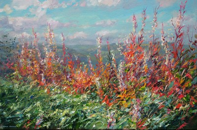 Mark PRESTON - October Willowherb