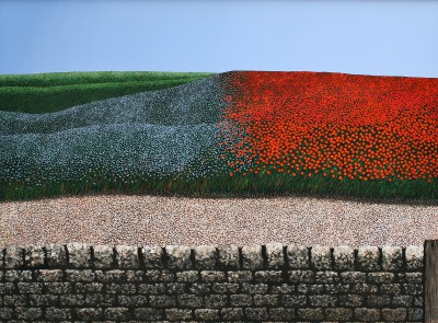 Modern Artist Michael KIDD - Beyond the Wall