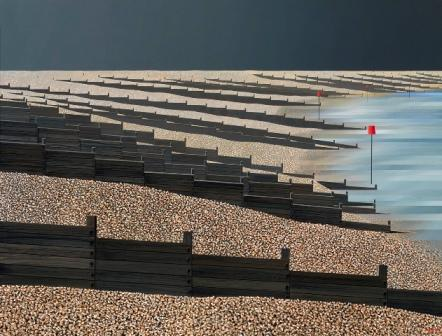 Modern Artist Michael KIDD - The Calm Before...