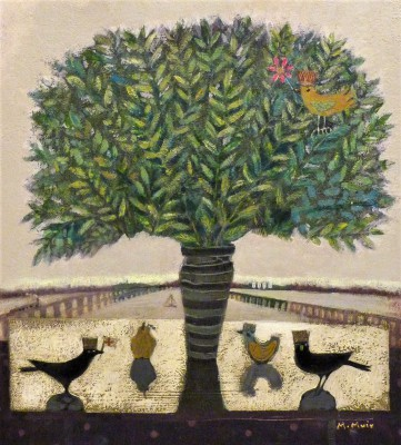 Morag MUIR - The Golden Pear