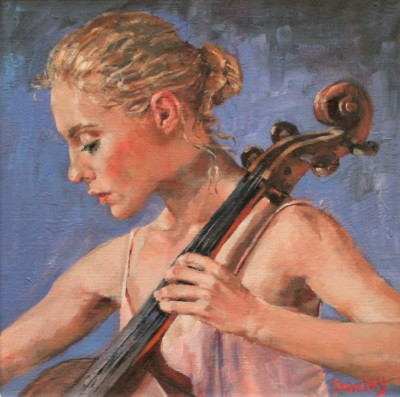 Muriel BARCLAY - Private Cello