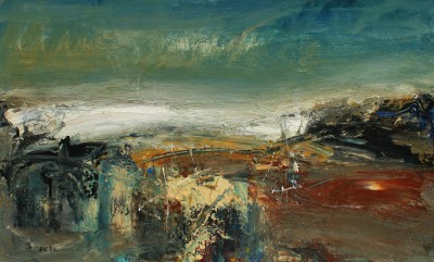 Nael HANNA - Road to Ethie, Angus