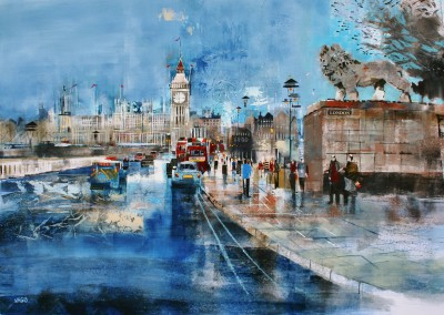 Nagib KARSAN - Westminster Bridge