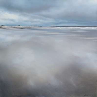 Nicola WAKELING - Tide and Cloud Retreat