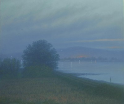Modern Artist Steven OUTRAM - No One and Everyone