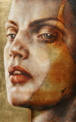 Modern Artist Pam HAWKES - Forget your Perfect