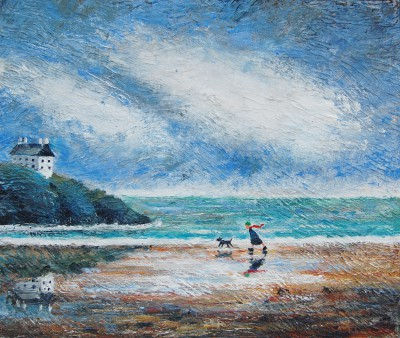 Paul ROBINSON - The White House by the Sea