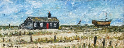 Paul ROBINSON - A Place by the Sea, Dungeness