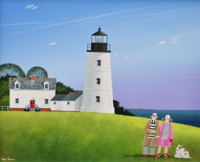 Peter HEARD - Cape Cod Idyll