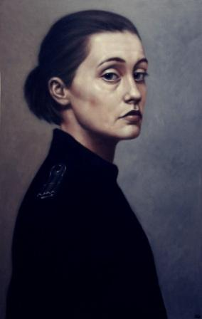 Modern Artist Radek ROLA - Mrs In Between