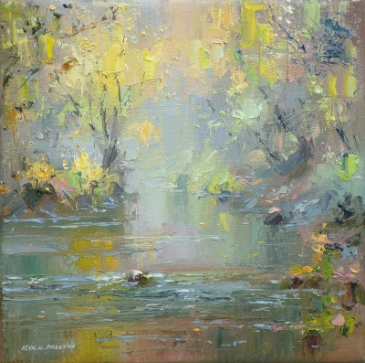 Rex PRESTON - November Afternoon, Chee Dale