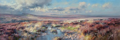 Rex PRESTON - Burbage Moor, the Peak District