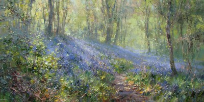 Rex PRESTON - Bluebell Wood