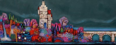 Modern Artist Ritchie COLLINS - Donan Dream