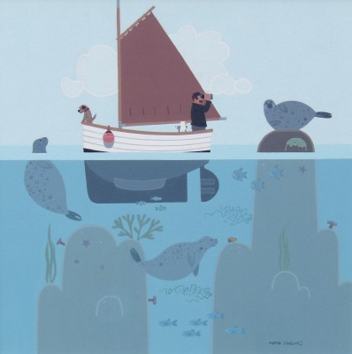 Sasha HARDING - Seal Watching