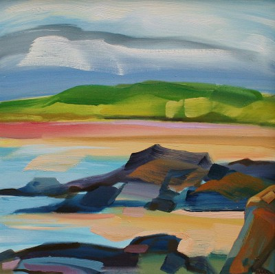 Shona BARR - Rocks at Forvie