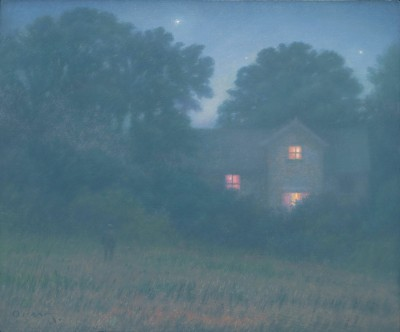 Steven OUTRAM - Belonging (Study)
