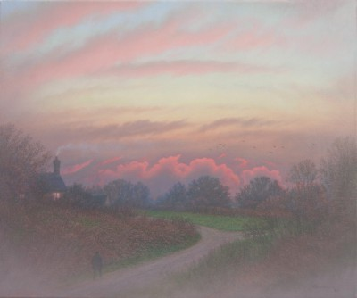 Steven OUTRAM - The Turning Point