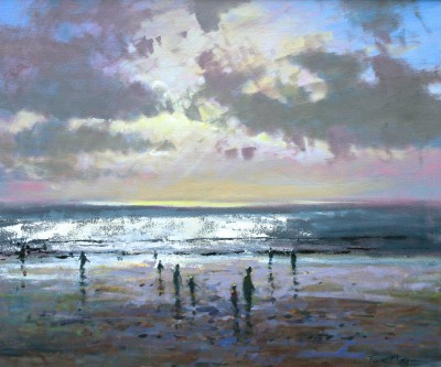 Tina MORGAN - Late Afternoon, Kuta Beach