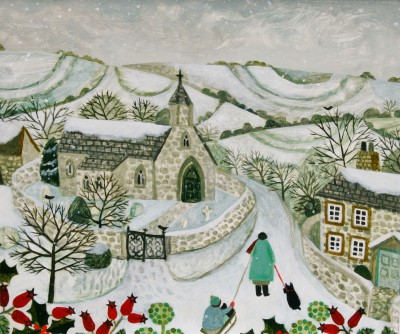 Vanessa BOWMAN - Homeward Bound